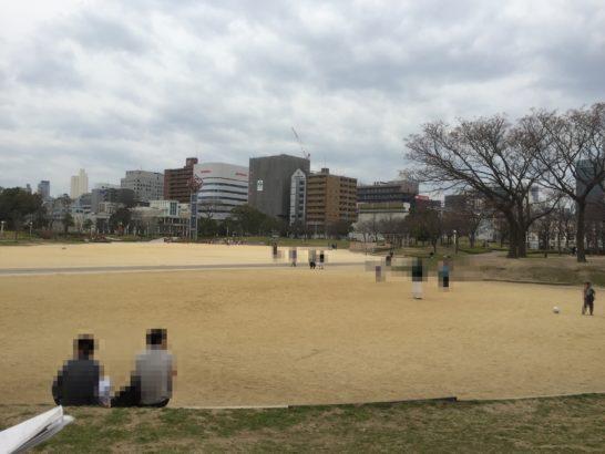 扇町公園広場