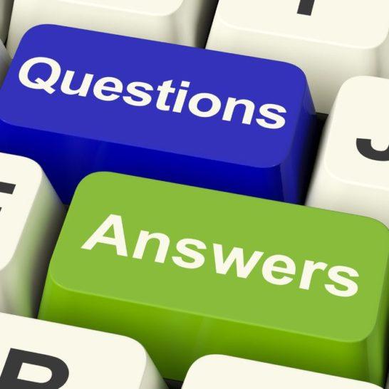 質問回答2