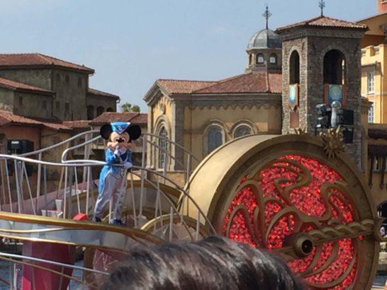 ミッキー(クリスタルパレード)
