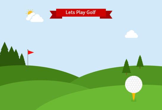 レッツゴルフ