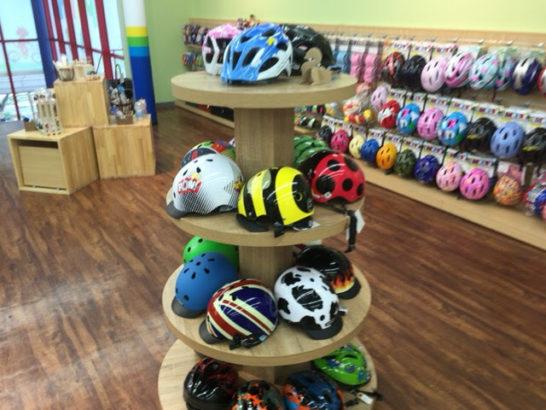 自転車売り場4