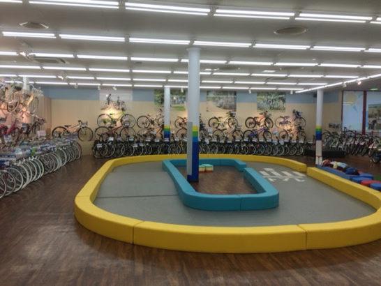自転車練習所2