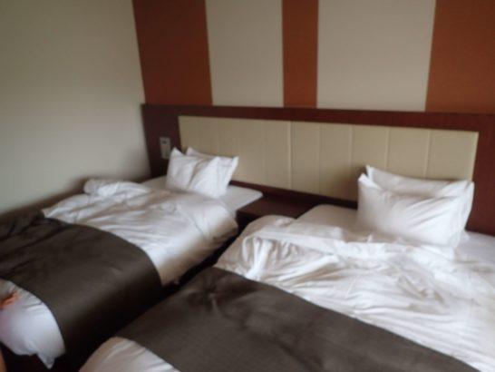 ネスタリゾートホテル部屋