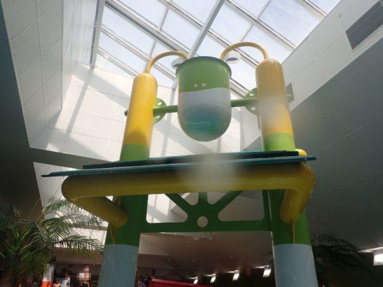ネスタリゾートホテルプール室内子どもプール3